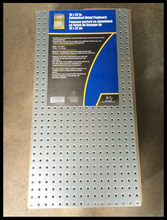 Metal Key pegboard with cabinet