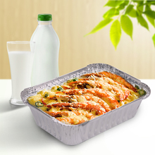 Good reputation high quality food packing aluminum food container
