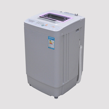 Home Use Laundry Appliance PP 5KG Semi Auto Mini Single Washing Machine