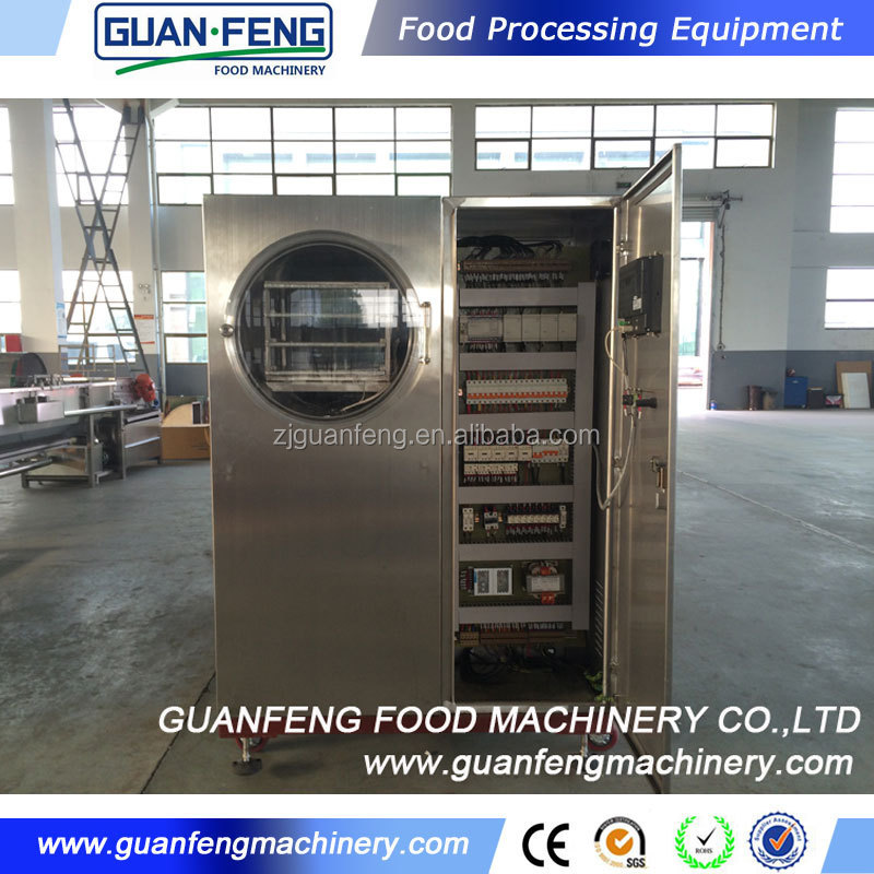 5m2 Lab Lyophilizer mini freeze drying machine