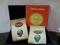 Pure Kopi Luwak Coffee bean From Indonesia