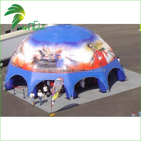Cheap Outdoor Large Inflatable Lawn Dome Tent,Camping Tent For Sale