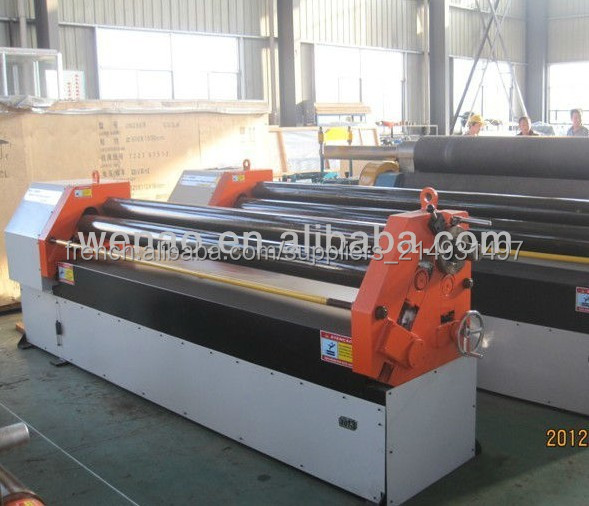 sheet metal roller bender,sheet rolling machine,hydraulic bending machine
