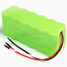 SC 36V 3400mAh nimh rechargeable battery for Vacuum cleaner