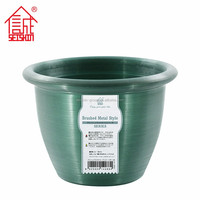 Decorative Stackable Plastic Garden Flower Pots