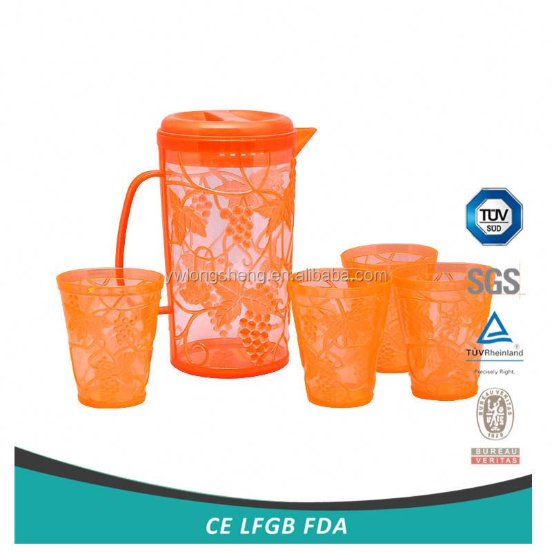 Latest product trendy style melamine water jug from manufacturer