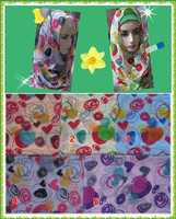 pashmina double hicon ulir