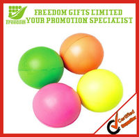 Top Quality Logo Printed PU Free Stress Ball