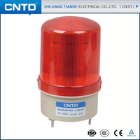 CNTD 15years Experienced Warranty 220V Power Battery Flashing LED Rechargeable Buzzer Warning Beacon Light C1101J