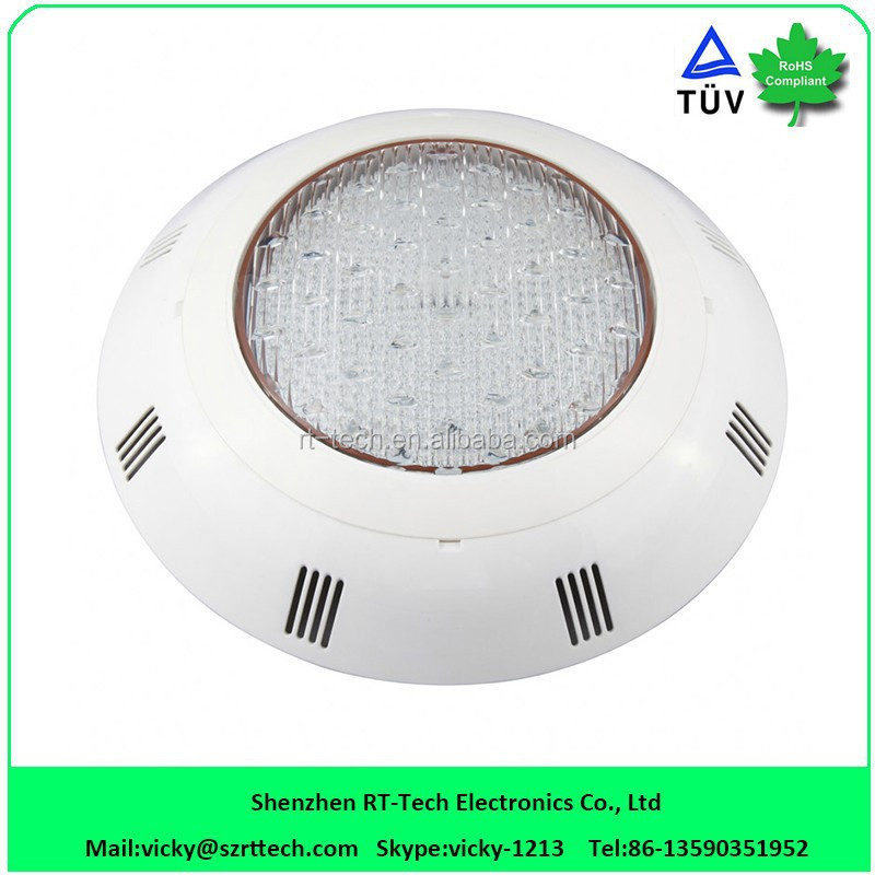 18W PC Cover mounted wall pond light
