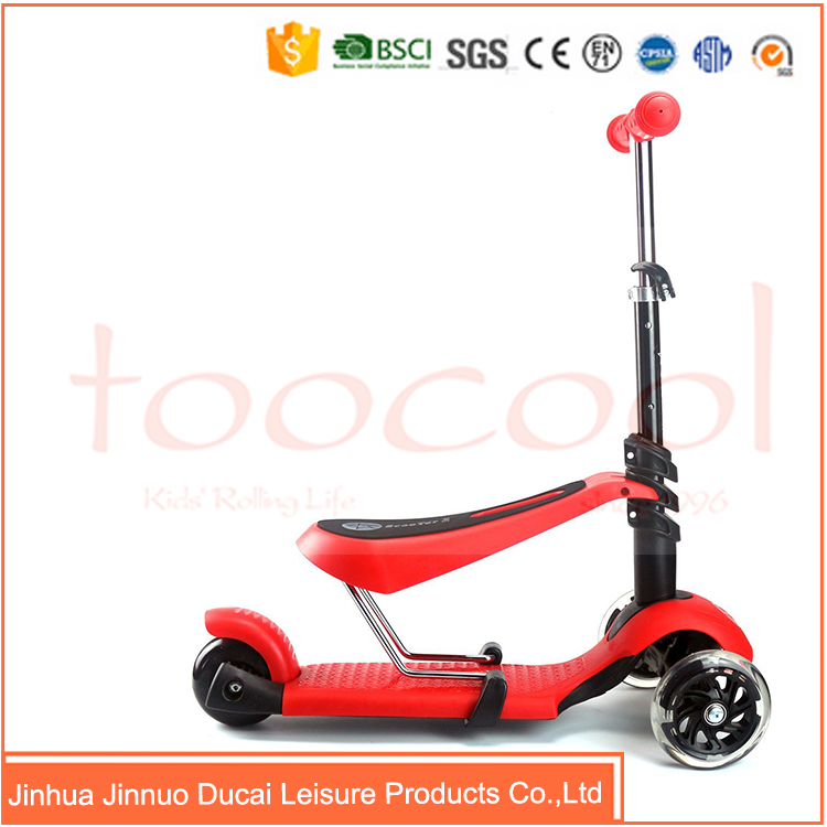 TK05 5 in 1 chinese toy manufacturers 2013 kids best scooters for teenagers