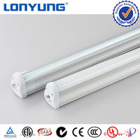 2014 bestselling ETL TUV SAA 2400mm fluorescent lamp t8 integrated 36w