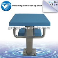 Outdoor Swimming pool competition equipment