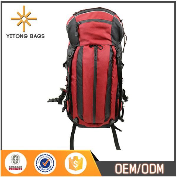 China 2016 New Products Camping Equipment Computer Bag Ladies Backpack Hiking