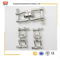 High quality stainless steel swivel ( jaw & jaw)