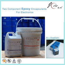 Epoxy RTV Curing juguetes Transformer Potting Sealant