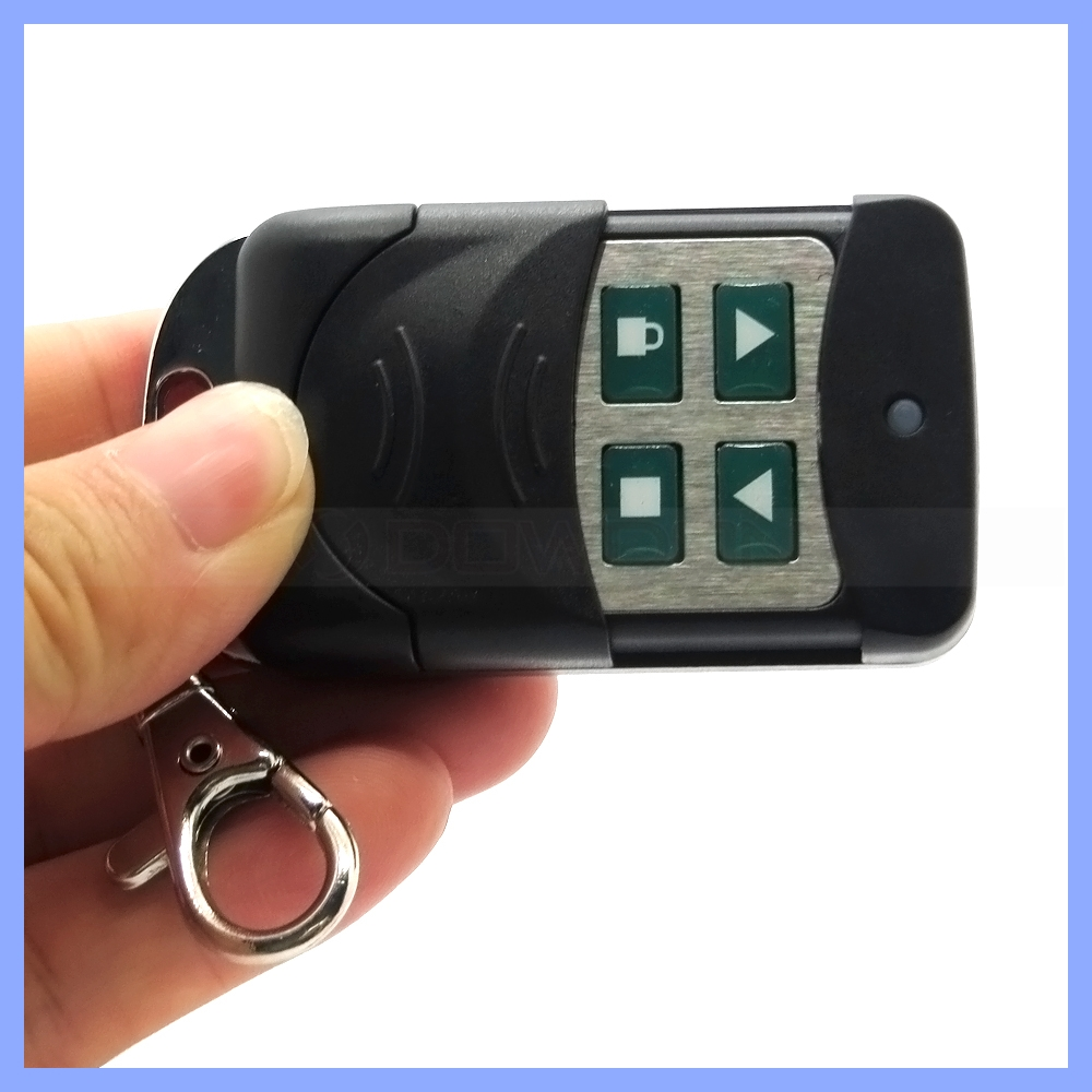 Universal Keychain 433.92M RF Duplicator Clone Remote Control With Slip Cover