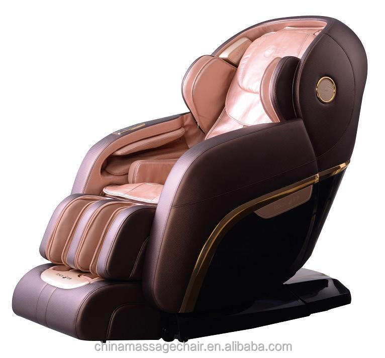 Hot 4D electric multi-function luxury full body massage chair zero gravity