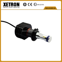 High Quality 50W High Power DC 12V Single/High Low Beam Auto LED Headlight