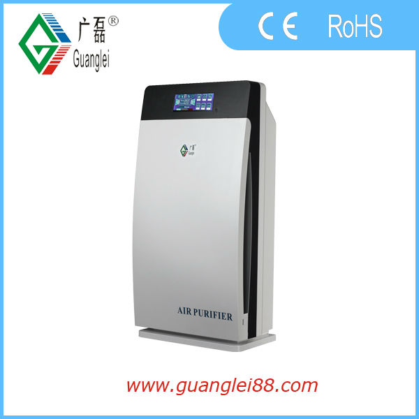 GL-8138 nano hepa filter air purifier ozone air generator