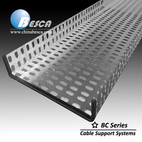 Ventilated Trough Metal Cable Tray