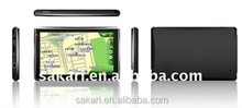 G0502-5 inch touch screen car gps navigation with audio/vedio player,Ebook reader TXT,photo viewer,multi-languages,GPS