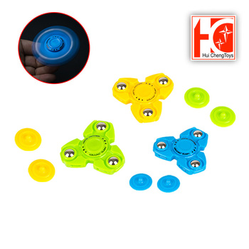 2017 shantou factory hot sale stress reliever finger toys abs plastic spinners for kids