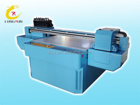 leather cover printer/ CMYK printing machine, cover printer machinery, wedding album cover design digital printer on sale