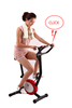 Hot new sports fitness equipment bike mini belt bike for sale made in china