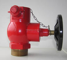 VR Hot selling substantial fire hydrant landing valve for fire protection