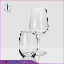 High Quality Fashion Cup For Party Drinking Factory Price Wholesale Stemless Wine Glass