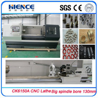 CNC horizontal lathe machine Speicification name of parts of lathe machine CK6150