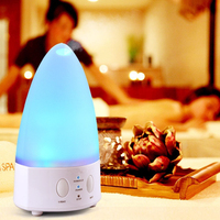 Factory wholesale Mini 100ml Aroma Essential Oil Diffuser set plant therapy Ultrasonic Cool Mist Humidifier