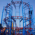 China Roller Coaster Manufacturer Customized Theme Park Amusement Rides