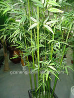 J080605 China supplier artificial bamboo plant/decoration evergreen bamboo plants