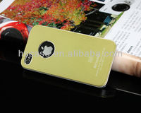 metal cell phone case for ipone 4