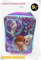 2015 fancy beautiful child trolley luggage for girls