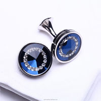 2014 popular jewelry cufflink sets for spider man t shirt