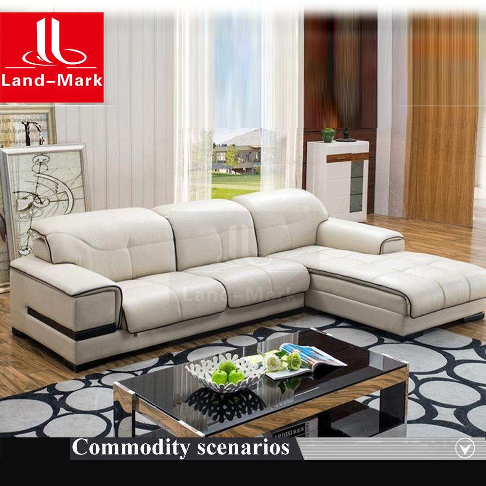 Modern Leather Corner Living Room Sofa Set Furniture Buy Artistic Leather Sofa Set Furniture