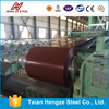 high quality lower price CGCC width 1000mm zinc 275g/m2 prepainted galvanized steel coil for roof paint