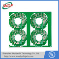 Automated conformal coating 0.6mm FR4 pcb smt assembly