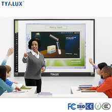 China manufacture infrared whiteboard touch smart whiteboard for kids