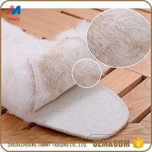 Sheepskin shoe insole/ felt wool insole from factory