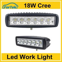 Factory directly wholesale 12v 24v one row led work light