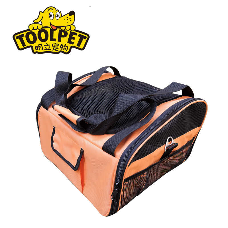 High quality fashionable hot sell plastic expandable pet carrier