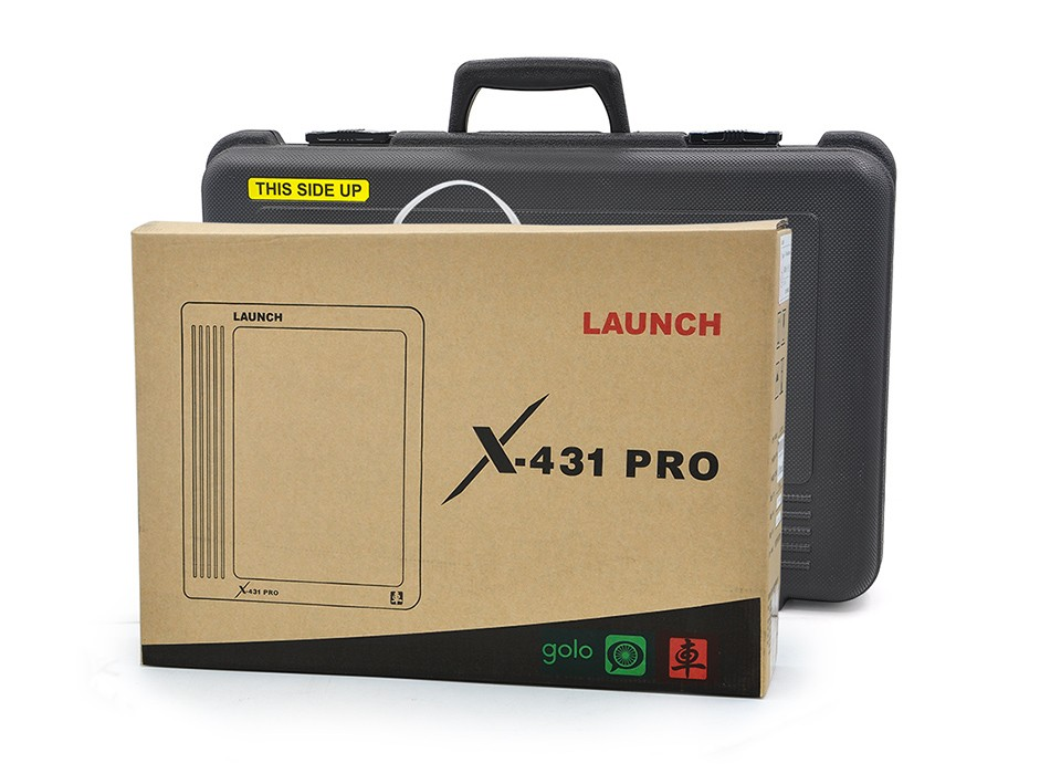 New Arrival Launch X431 Pro Advanced Professional diagnostic tool Launch X-431 pro Wifi/Bluetooth function Replace diagun 3