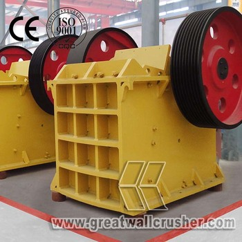 China Supplier FOB price PE 500 x 750 jaw crusher price for sale Cebu Philippines