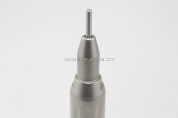 SOCO 2016 Dental Products Hot Sell Dental Surgical Handpiece low speed dental straight head degree straight headSCHD16-S