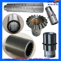 Steel Material Hollow Spline Shaft