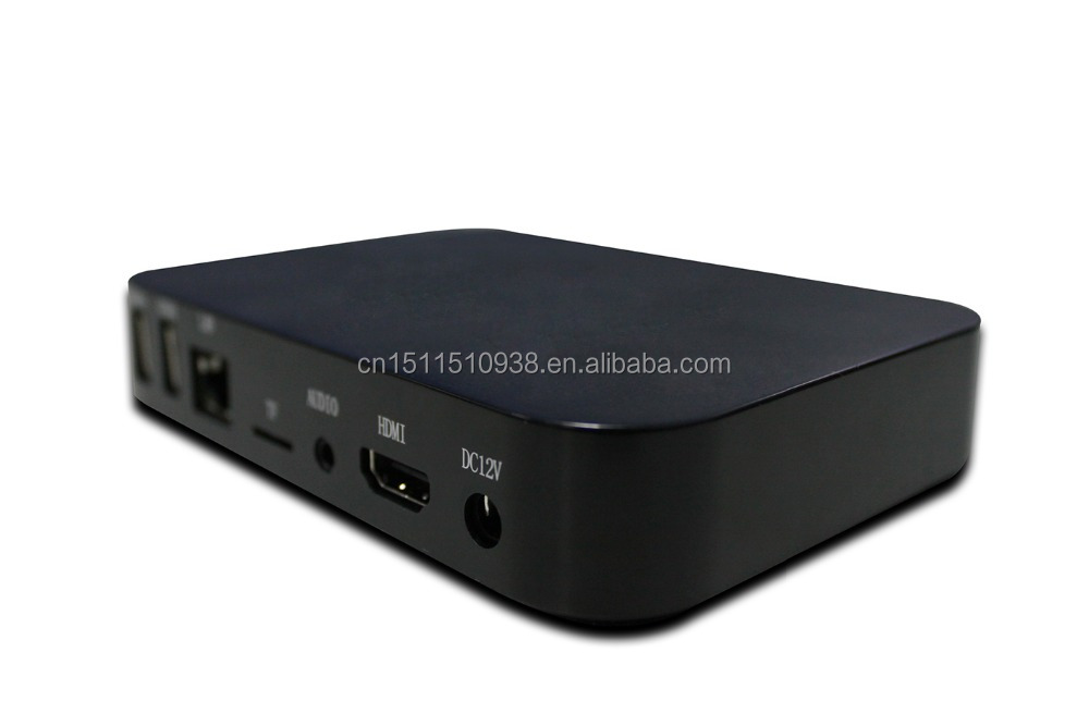 Hot Selling Media Player Box for Bus Advertising Car Monitor